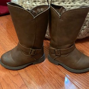 Brown y'all boots